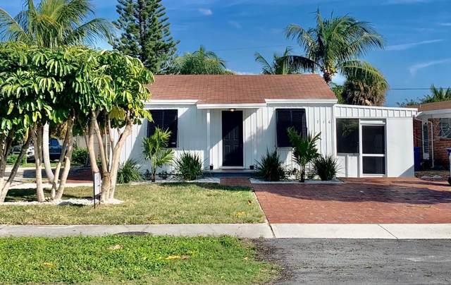 716 S Broadway, Lantana, FL 33462 (MLS #RX-10624466) :: Berkshire Hathaway HomeServices EWM Realty