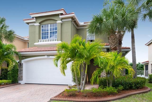 1009 NW Leonardo Circle, Port Saint Lucie, FL 34986 (#RX-10624512) :: Ryan Jennings Group
