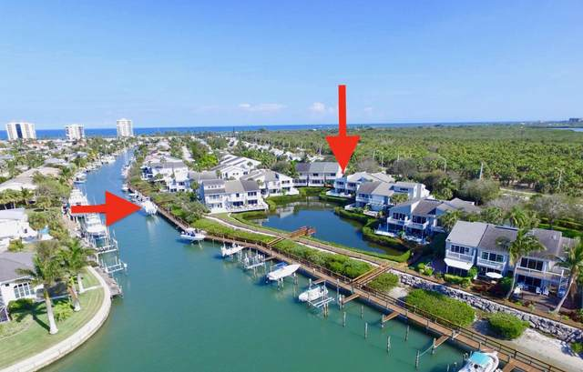 2460 Harbour Cove Drive, Hutchinson Island, FL 34949 (#RX-10624534) :: Realty One Group ENGAGE