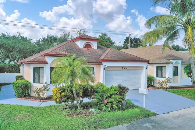 927 W Maple Street, North Lauderdale, FL 33068 (#RX-10624550) :: Ryan Jennings Group