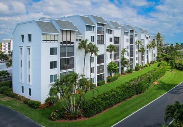 2400 S Ocean Drive #7115, Fort Pierce, FL 34949 (#RX-10624567) :: The Reynolds Team/ONE Sotheby's International Realty