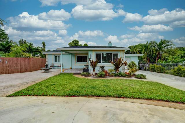1036 Hansen Street, West Palm Beach, FL 33405 (#RX-10624591) :: Ryan Jennings Group