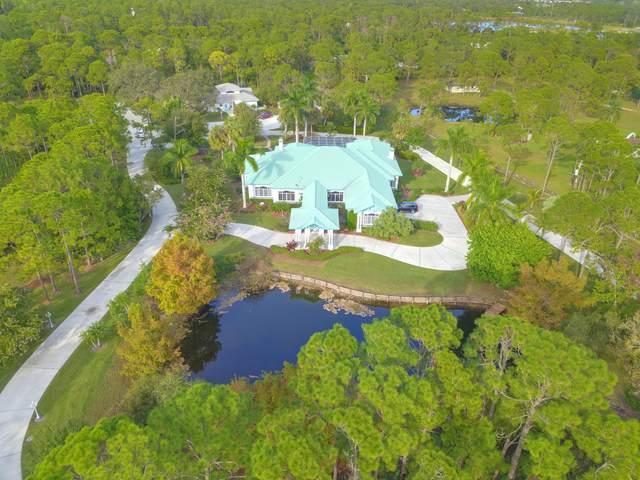 4285 SW Honey Terrace, Palm City, FL 34990 (#RX-10624628) :: Ryan Jennings Group