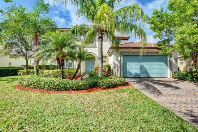 2402 Bellarosa Circle, Royal Palm Beach, FL 33411 (MLS #RX-10624639) :: United Realty Group