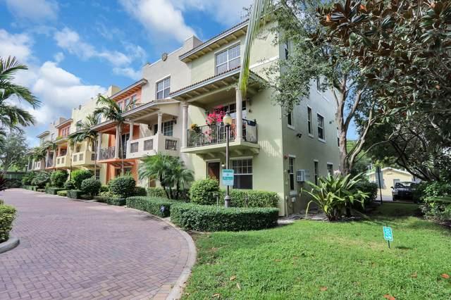 219 N L Street #112, Lake Worth Beach, FL 33460 (#RX-10624645) :: Ryan Jennings Group
