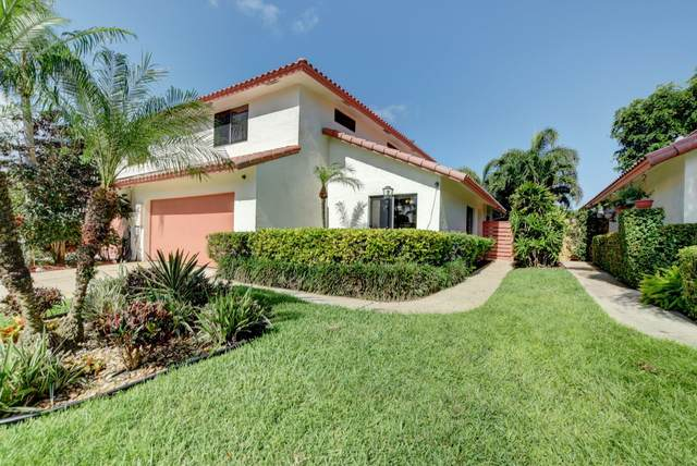 21621 Magdalena Ter Terrace, Boca Raton, FL 33433 (#RX-10624656) :: Ryan Jennings Group