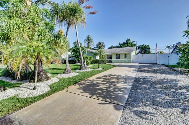 5121 Woodland Drive, Delray Beach, FL 33484 (#RX-10624760) :: The Reynolds Team/ONE Sotheby's International Realty