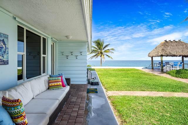 2711 S Ocean Boulevard #0070, Highland Beach, FL 33487 (MLS #RX-10624780) :: Laurie Finkelstein Reader Team