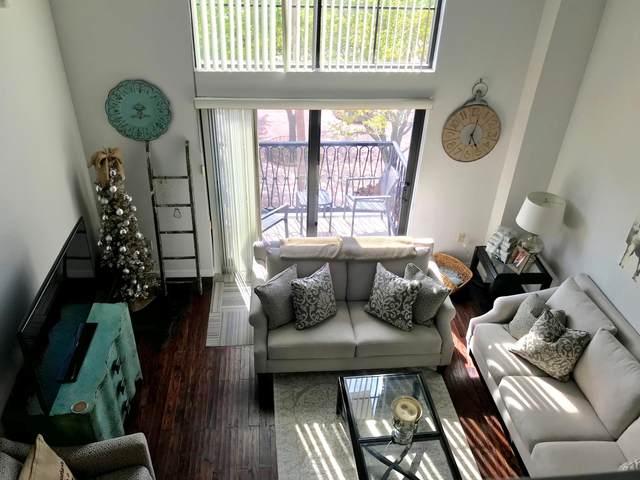 101 N Clematis Street #312, West Palm Beach, FL 33401 (MLS #RX-10624786) :: Berkshire Hathaway HomeServices EWM Realty