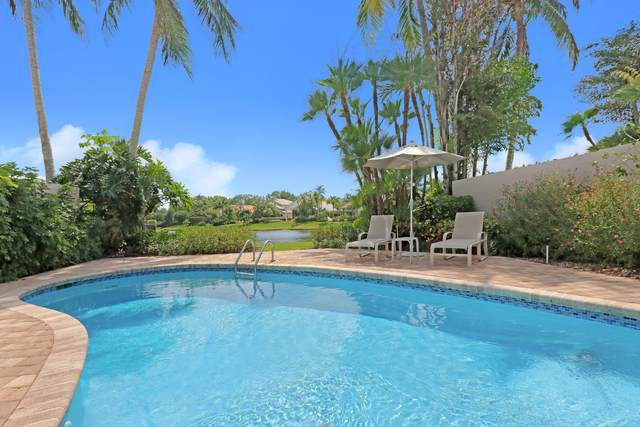 13789 Parc Drive, Palm Beach Gardens, FL 33410 (MLS #RX-10624789) :: Berkshire Hathaway HomeServices EWM Realty
