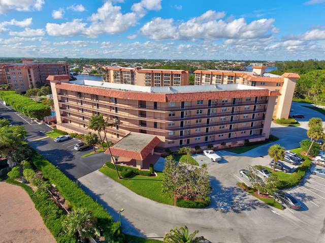 2871 N Ocean Boulevard M440, Boca Raton, FL 33431 (MLS #RX-10624798) :: United Realty Group