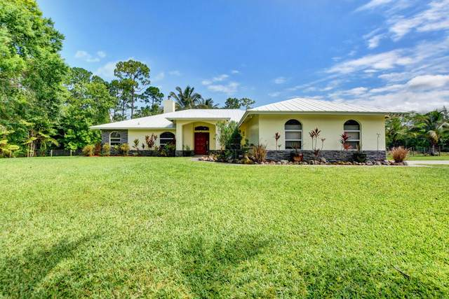 17025 82nd Road N, Loxahatchee, FL 33470 (MLS #RX-10624835) :: The Jack Coden Group