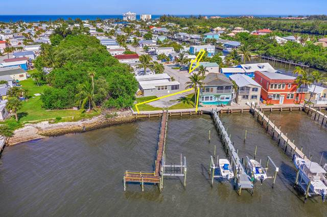 10851 S Ocean Drive #70, Jensen Beach, FL 34957 (#RX-10624839) :: Realty One Group ENGAGE