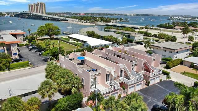1101 Beach Road F, Palm Beach Shores, FL 33404 (#RX-10624866) :: Ryan Jennings Group