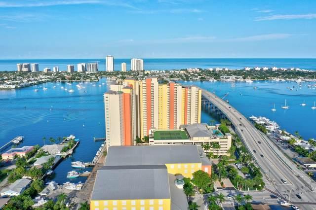 2640 Lake Shore Drive #1808, Riviera Beach, FL 33404 (#RX-10624867) :: Ryan Jennings Group