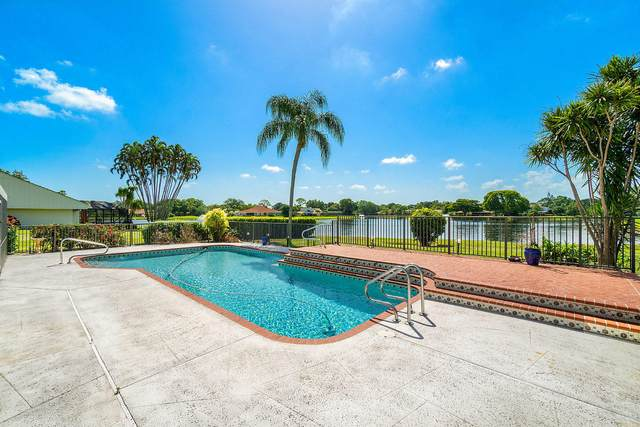 6462 Woodthrush Court, West Palm Beach, FL 33418 (MLS #RX-10624909) :: RE/MAX