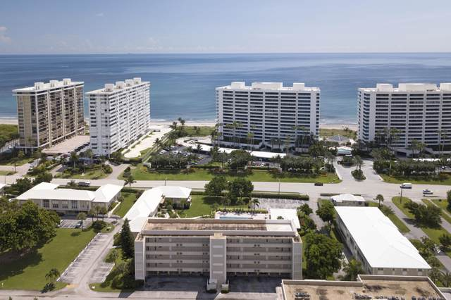 1299 S Ocean Boulevard F8, Boca Raton, FL 33432 (MLS #RX-10624951) :: United Realty Group