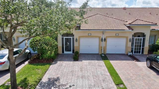 2361 Windjammer Way, West Palm Beach, FL 33411 (MLS #RX-10624974) :: Berkshire Hathaway HomeServices EWM Realty