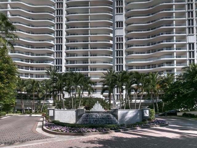 7000 Island Boulevard #1206, Aventura, FL 33160 (MLS #RX-10624977) :: Lucido Global