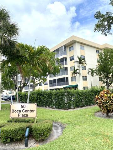 50 SW 3rd Avenue #3140, Boca Raton, FL 33432 (MLS #RX-10625015) :: United Realty Group
