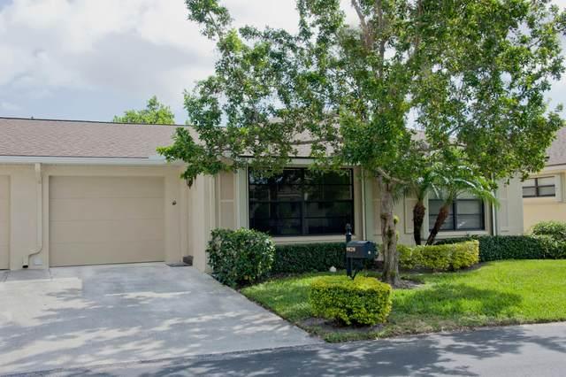 9820 Parkinsonia Tree Trail B, Boynton Beach, FL 33436 (MLS #RX-10625016) :: United Realty Group