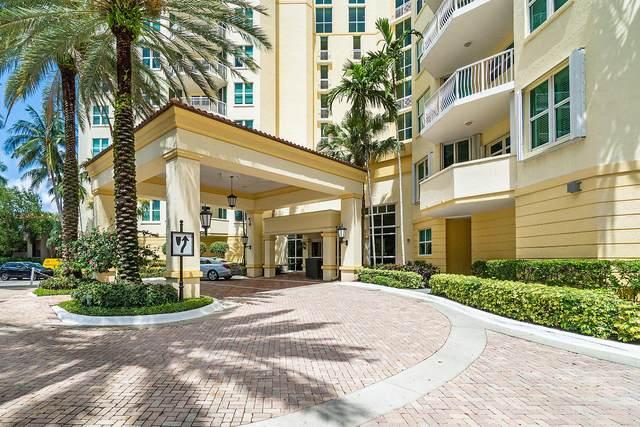 500 SE Mizner Boulevard A601, Boca Raton, FL 33432 (MLS #RX-10625024) :: United Realty Group