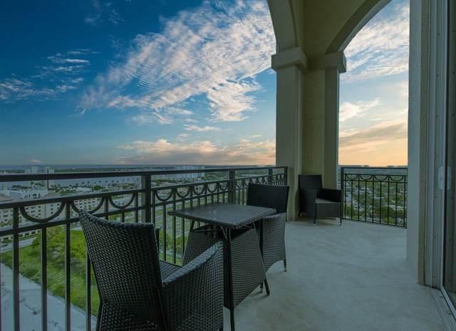 550 Okeechobee Boulevard Uph-01, West Palm Beach, FL 33401 (MLS #RX-10625032) :: RE/MAX