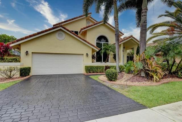 327 Seneca Lane, Boca Raton, FL 33487 (MLS #RX-10625046) :: United Realty Group