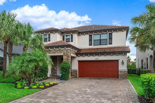5835 Sandbirch Way, Lake Worth, FL 33463 (#RX-10625051) :: Ryan Jennings Group