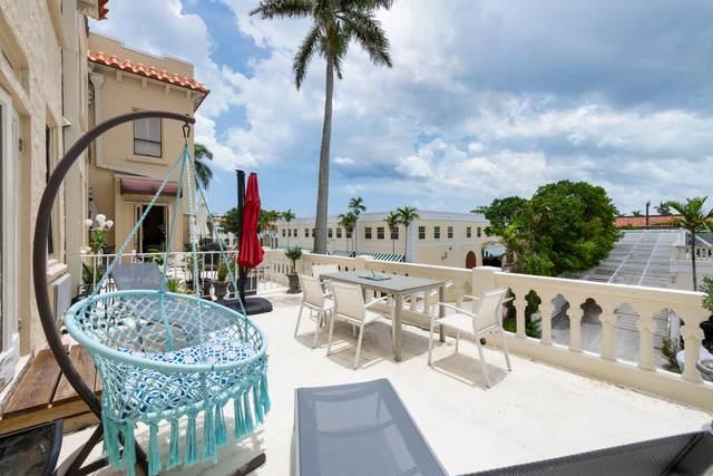 235 Sunrise Avenue #2045, Palm Beach, FL 33480 (#RX-10625082) :: The Rizzuto Woodman Team