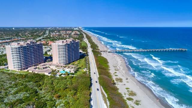 750 Ocean Royale #603, Juno Beach, FL 33408 (MLS #RX-10625105) :: Laurie Finkelstein Reader Team