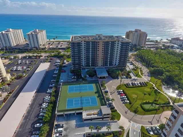 3400 S Ocean Boulevard 4I, Highland Beach, FL 33487 (#RX-10625116) :: Posh Properties