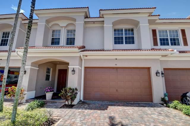 48 Lancaster Road, Boynton Beach, FL 33426 (MLS #RX-10625153) :: United Realty Group