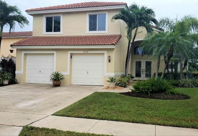 6316 Harbour Star Drive, Lake Worth, FL 33467 (#RX-10625156) :: Dalton Wade