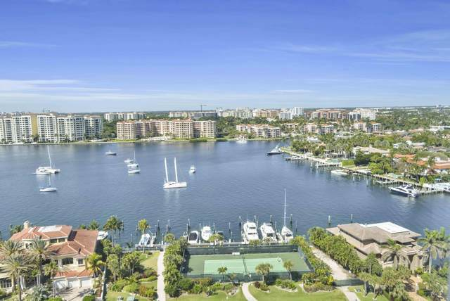 500 S Ocean Boulevard #1809, Boca Raton, FL 33432 (MLS #RX-10625158) :: United Realty Group