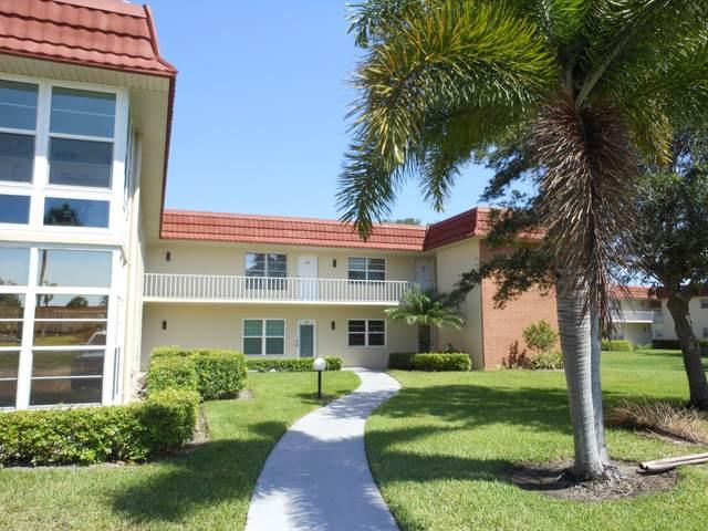 62 Woodland Drive #202, Vero Beach, FL 32962 (MLS #RX-10625192) :: Castelli Real Estate Services