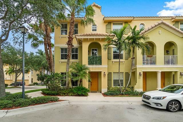 1485 Via Alferi, Boynton Beach, FL 33426 (MLS #RX-10625200) :: United Realty Group