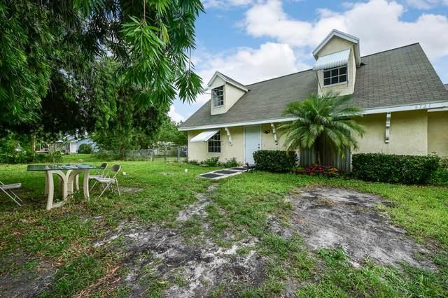 4721 120th Avenue N, West Palm Beach, FL 33411 (MLS #RX-10625223) :: United Realty Group