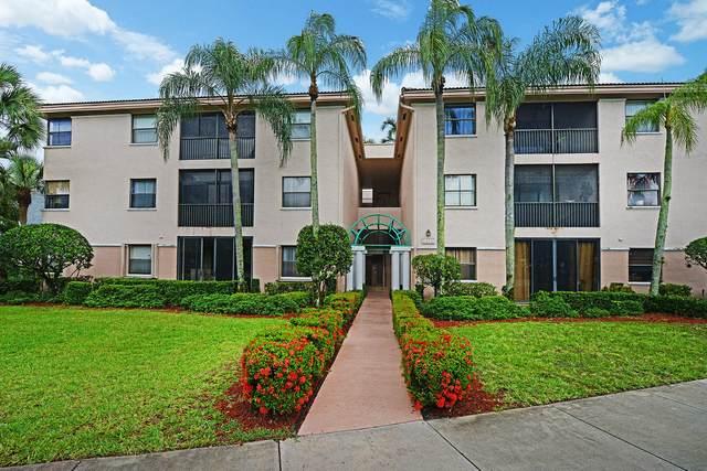 4141 Coral Tree Circle #343, Coconut Creek, FL 33073 (MLS #RX-10625224) :: The Paiz Group