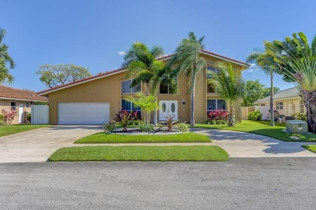 6073 Golf Vista Way, Boca Raton, FL 33433 (MLS #RX-10625252) :: Laurie Finkelstein Reader Team
