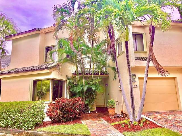 1123 Boca Cove Lane, Highland Beach, FL 33487 (MLS #RX-10625267) :: Laurie Finkelstein Reader Team