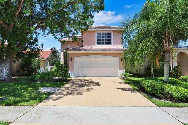 2518 Country Golf Drive, Wellington, FL 33414 (MLS #RX-10625304) :: RE/MAX