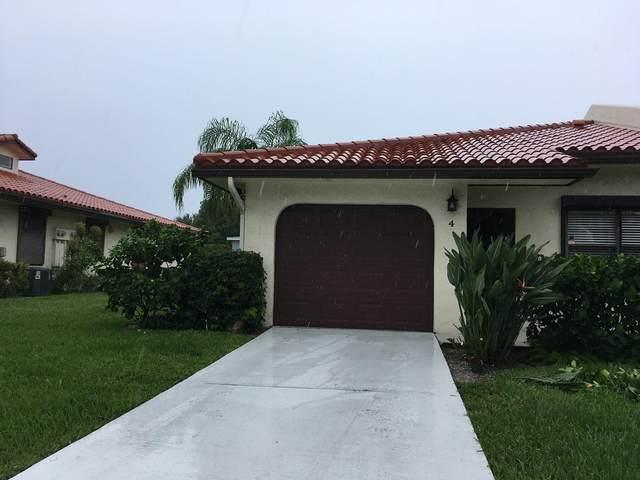 4 Bethesda Park Circle A4, Boynton Beach, FL 33435 (#RX-10625308) :: Posh Properties