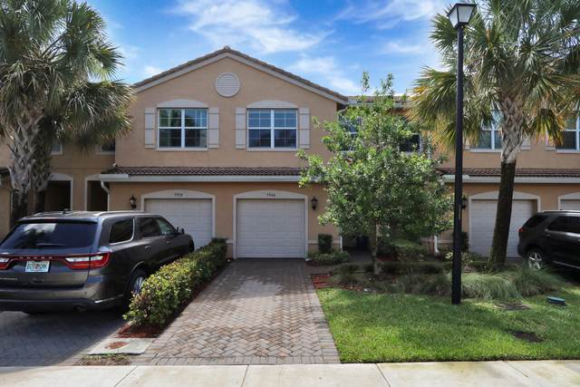 5940 Monterra Club Drive Drive, Lake Worth, FL 33463 (MLS #RX-10625321) :: The Paiz Group