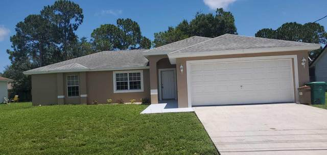 551 NW Grenada Street, Port Saint Lucie, FL 34983 (#RX-10625342) :: Ryan Jennings Group