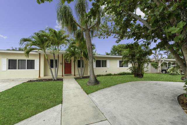 1337 W Ocean Avenue, Lantana, FL 33462 (MLS #RX-10625343) :: Berkshire Hathaway HomeServices EWM Realty