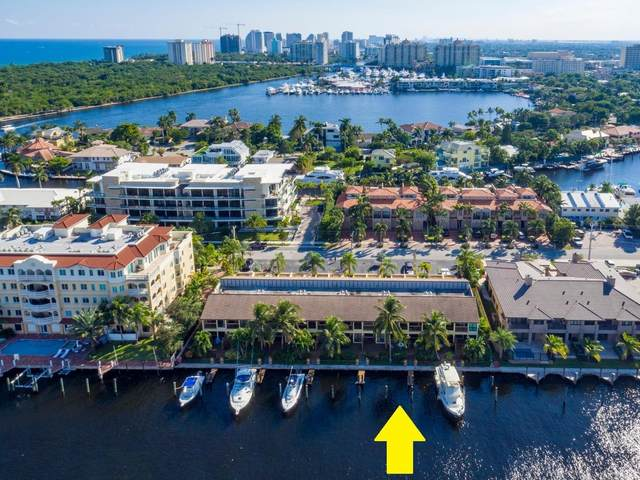 2745 NE 14th Street #4, Fort Lauderdale, FL 33304 (MLS #RX-10625344) :: Berkshire Hathaway HomeServices EWM Realty