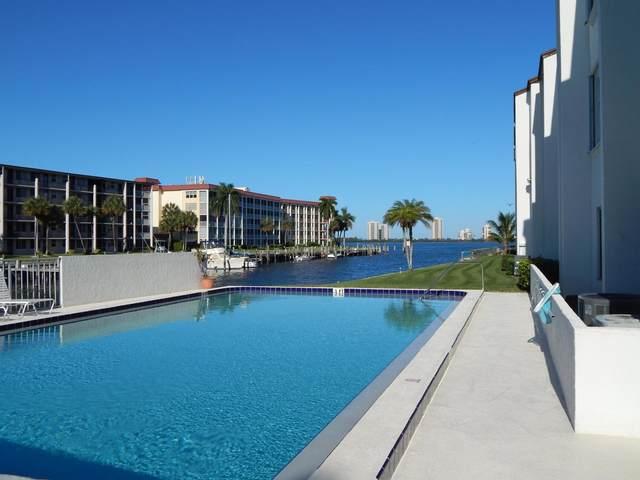 125 Shore Court 101B, North Palm Beach, FL 33408 (MLS #RX-10625361) :: Berkshire Hathaway HomeServices EWM Realty