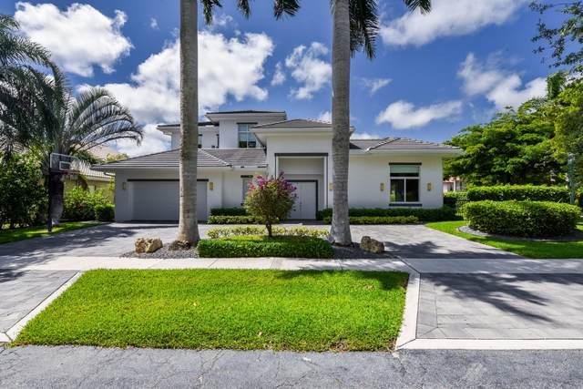 3298 NW 62nd Lane, Boca Raton, FL 33496 (MLS #RX-10625376) :: Laurie Finkelstein Reader Team