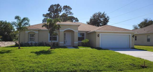 574 SW Lairo Avenue, Port Saint Lucie, FL 34953 (#RX-10625382) :: Realty One Group ENGAGE
